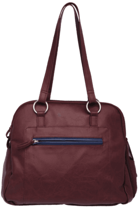 BAGGIT Womens Muted Wine Shoulder Bag