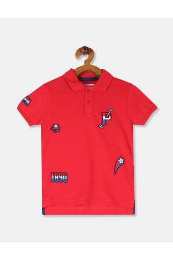 U.S. POLO ASSN. -  RedTopwear - Main