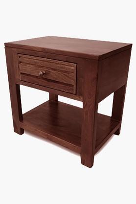 Teak Bed Side Table