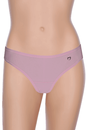 Women Cotton Bikini Panty(Pack Of 2)