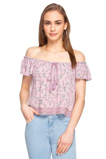 AEROPOSTALE -  Grape Tops & Tees - Main