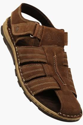 Mens Casual Velcro Closure Sandal