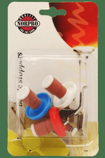 Bottle Stopper (Set Of 3)