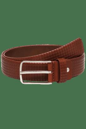 VETTORIO FRATINIMens Single Side Leather Formal Belt