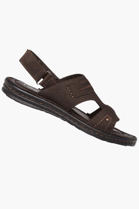 IWALKMens Casual Velcro Closure Sandal - 201202173