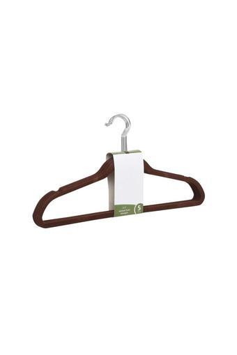 Solid Suit Hanger - Set of 5
