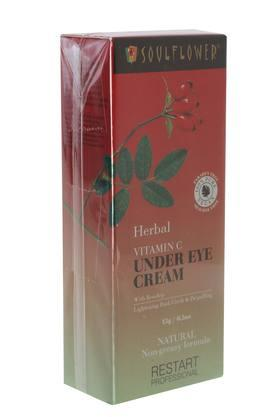 Herbal Vitamin C Infused Under Eye Cream