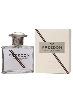 TOMMY HILFIGER Mens  Freedom Edt 50ml