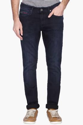 Jeans (Men's) - Mens Mild Wash 5 Pocket Jeans