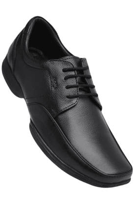 LEE COOPER Mens Lace Up Leather Formal Shoe