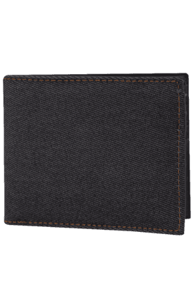 LIFE Mens 1 Fold Leather Wallet - 9804165