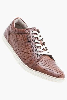 RED TAPE Mens Leather Lace Up Casual Shoes - 202628129