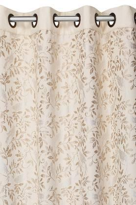 ARIANA - Cream Window Curtain - 1
