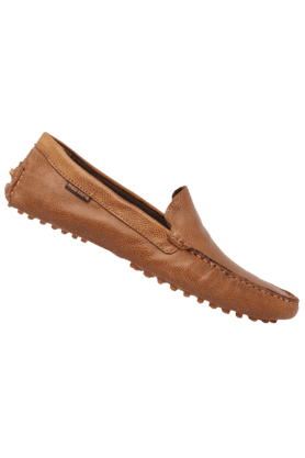 Mens Leather Slipon Loafer