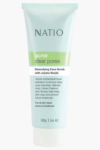 NATIO -  No Colour Face Scrubs - Main