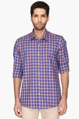 Rs By Rocky Star Formal Shirts (Men's) - Mens Chequered Shirt