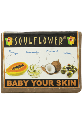 SOULFLOWER Baby Your Skin - Soap