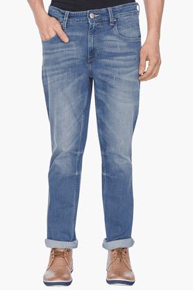U.S. POLO ASSN. DENIMMens 5 Pocket Stretch Jeans (Delta Fit)