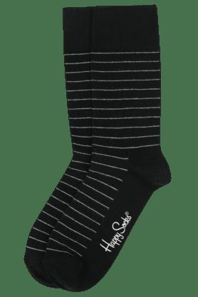 HAPPY SOCKSMens Cotton Stripe Socks