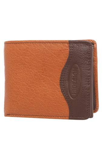 HIDESIGN -  Tan Wallets - Main