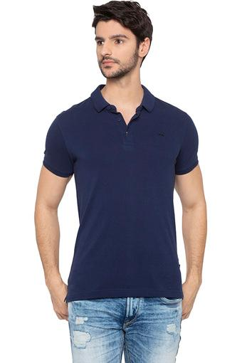SPYKAR -  Ink BlueT-shirts - Main