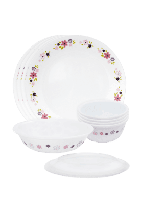 CORELLE Dinner Set (Set Of 10) - Floral Fantasy