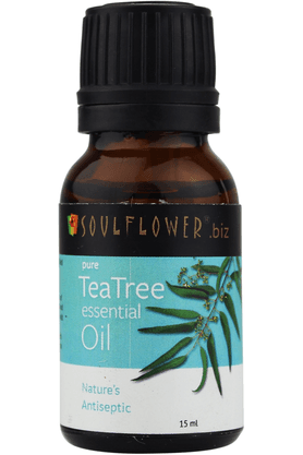 SOULFLOWER Essential Oil - Tea Tree