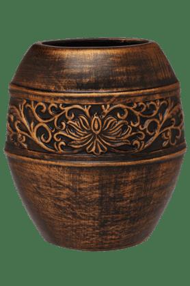 IVYFleur De Lis Ceramic Vase