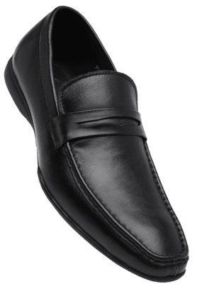 TRESMODE Mens Slipon Leather Formal Shoe