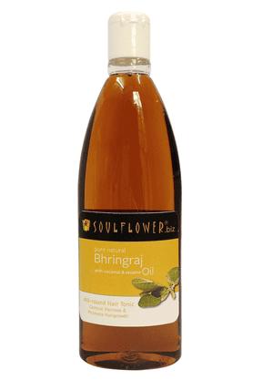 SOULFLOWERBhringraj Oil - 200 Ml