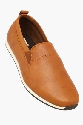 FRANCO LEONE Mens Slipon Casual Loafer