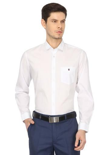 Mens Dot Pattern Formal Shirt