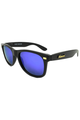 KNOCKAROUND Fort Knocks Unisex Sunglasses Matte Black/Moonshine -FKGL1016 (Use Code FB20 To Get 20% Off On Purchase Of Rs.1800)