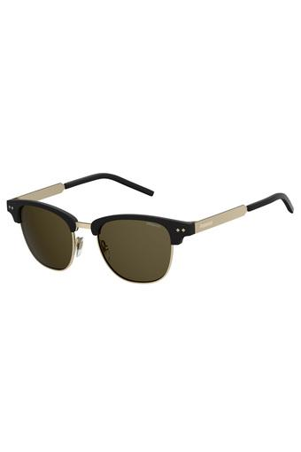 Unisex Clubmaster Polarized Sunglasses