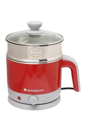 Cylindrical Colour Block Luxe Multi Cooker Kettle
