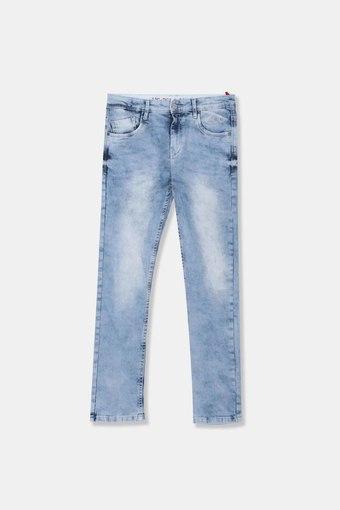 U.S. POLO ASSN. -  Light BlueJeans - Main