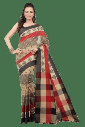 JASHNWomens Banarasi Silk Saree - 201072127