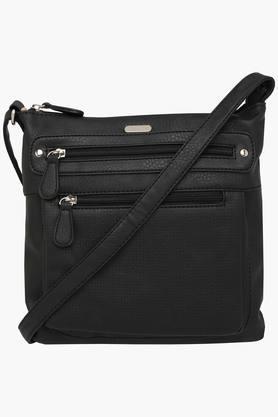 LAVIEWomens Rosetta Zipper Closure Sling Bag