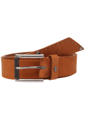 LOUIS PHILIPPE Mens Leather Formal Belt