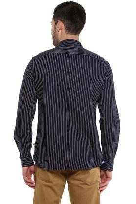 PARX - Dark BlueCasual Shirts - 1