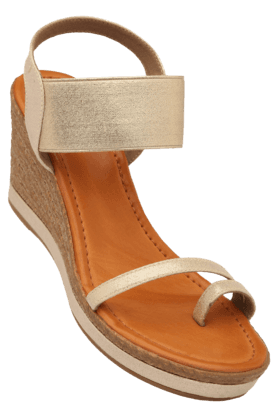 INC.5 Womens Daily Wear Slipon Wedge Sandal