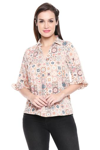 Womens Printed Top