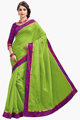 ASHIKA Womens Super Net Saree