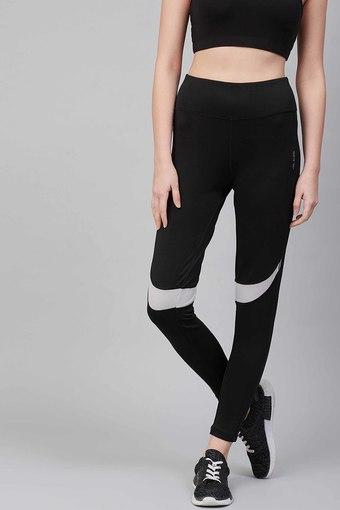 ALCIS -  Black Leggings - Main