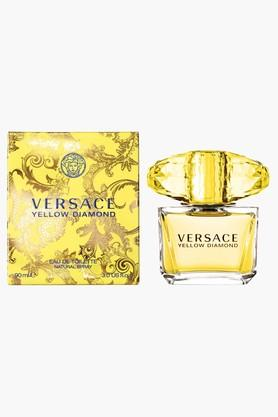 Yellow Diamond Edt- 90ml (Get a Complimentary Fashion Bag on Purchase of Versace Fragrances worth Rs 6000 & above)