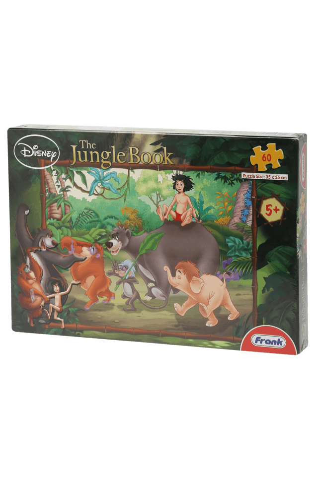 Unisex The Jungle Book Puzzle Board Game