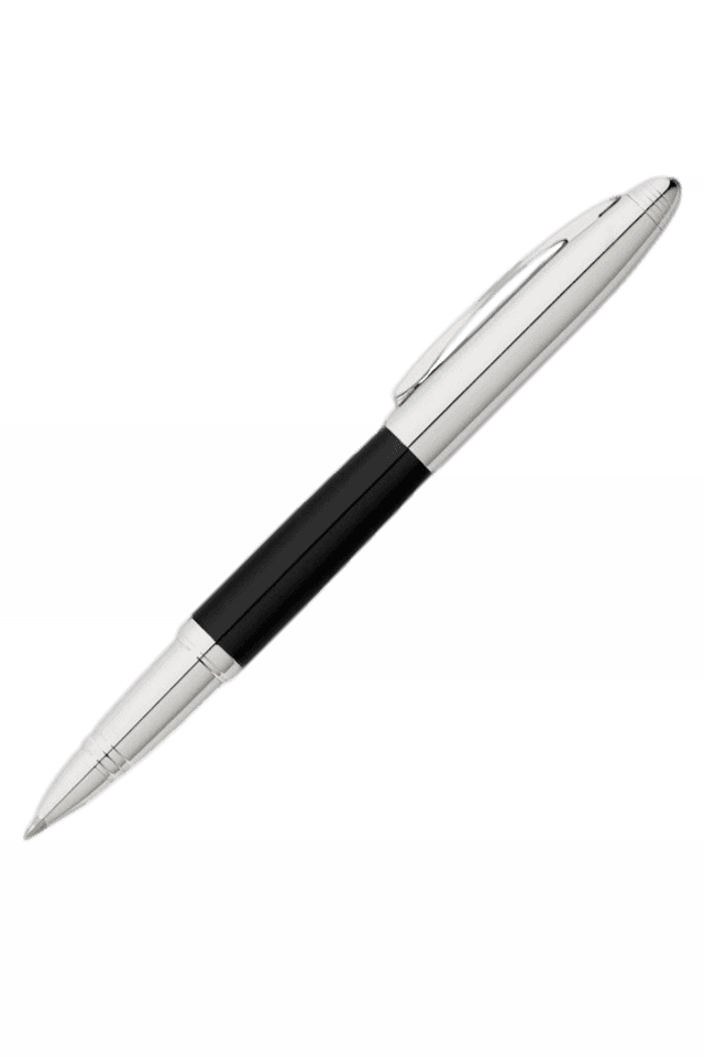 Roller Ball Pen Lexington Fc0015-1 Midnight Black