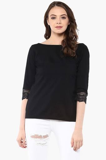 MISS CHASE -  BlackT-Shirts - Main