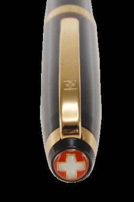 Ball Pen 18BG Scratch Proof Lacquer Ball Pen - Gold Plated