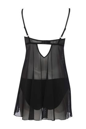 ENAMOR - Charcoal WOMEN NIGHTWEAR - 1
